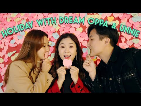 Ryan Oppa&Jenny Unnie X Youtuber, itsjinakim[English]
