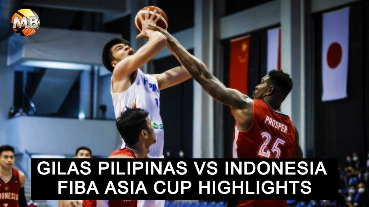 Download PHILIPPINES VS INDONESIA | FIBA ASIA QUALIFIERS | JUNE 18, 2021 GAME HIGHLIGHTS GILAS VS INDONESIA