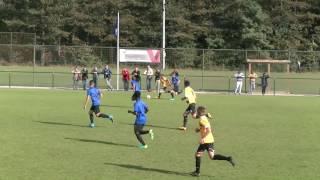 Nat. Elite U15 Sporting Lokeren - KV Club Brugge - 15 oktober 2016