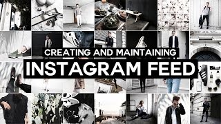 Video How To: Maintaining Instagram Feed + Aesthetic // Instagram Series download MP3, 3GP, MP4, WEBM, AVI, FLV Desember 2017