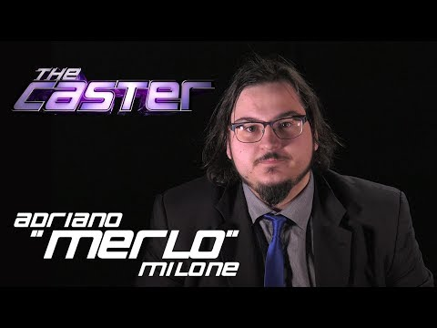 "The Caster - Meet the Contestants - Adriano ""Merlo"" Milone"