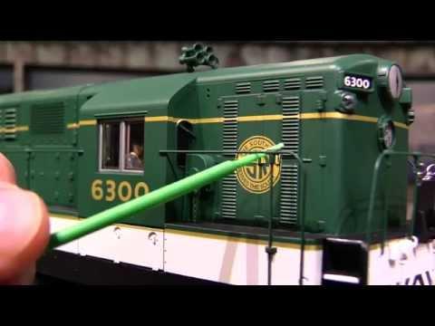 Lionel FM H24-66 TrainMaster Diesel