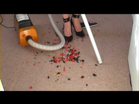 Vacuuming in High Heels: The Crush