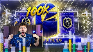 FIFA 21: 100x TOTY PREMIUM PL UPGRADE PACKS 😱🔥 Base or MID ICON PACKS !!