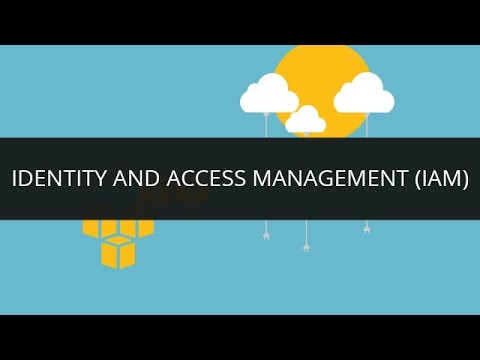 Identity And Access Management | Cloud Computing | Edureka