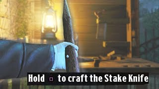 DEAD OF THE NIGHT: STAKE KNIFE EASTER EGG GUIDE (Knife Upgrade Black Ops 4 Zombies Easter Egg)