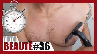 Comment se raser LE TORSE en moins de 60 SECONDES ?