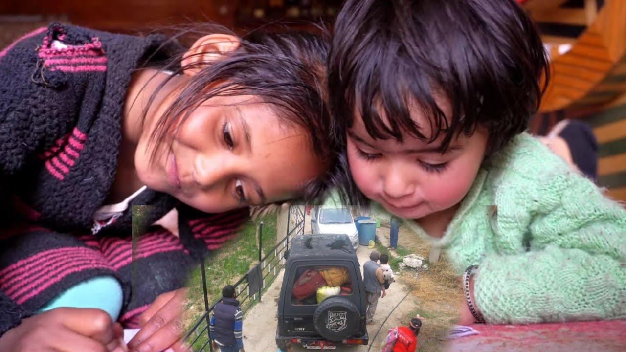 Naysha ki Didi Aaj Nepal Chali Gyi😭