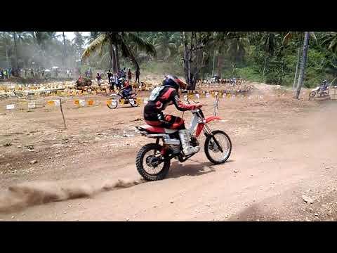 Xrm power underbone motocross 1 with rex gaas