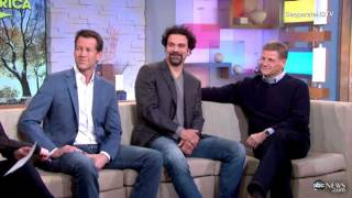 """[HD] The Men of """"Desperate Housewives"""" (Interview)"""