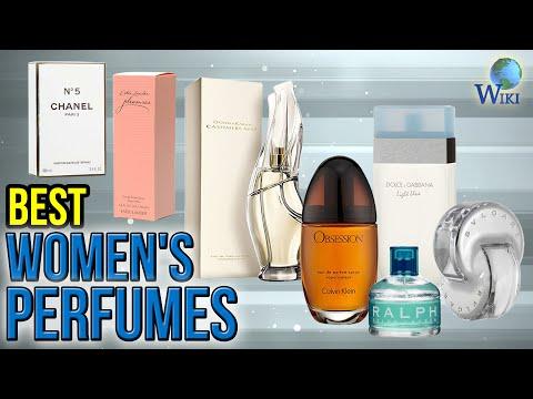10 Best Women\'s Perfumes 2017
