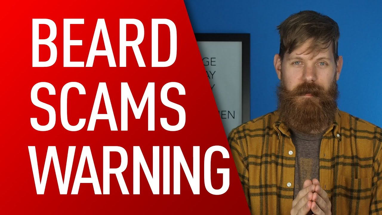 Beware Of Beard Scammers Eric Bandholz Youtube