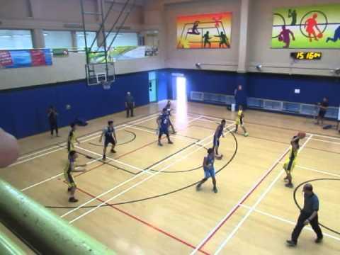 香港基督教會籃球聯賽 - 全場賽事:Campus VS Island (Part 1)