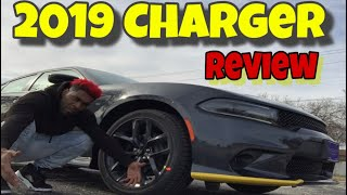 2019 Dodge Charger GT BlackTop Review!!!!!