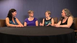 In Conversation:  A Discussion of Erotic Romance (Harlequin TV)