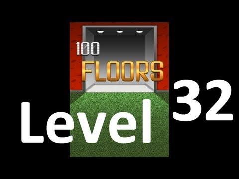 100 Floors Level 32 Solution Floor 32