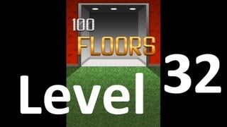 100 floors level 32 solution floor 32