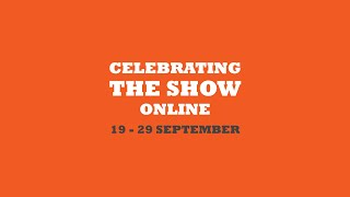 Ep 13 #CelebratingTheShow Online 2020 Ashlee, Jarrod & Border Collie Dog Sham, 2019 Best in Show