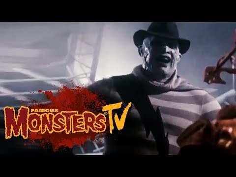 Michael Bailey Smith   Famous Monsters TV