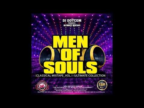 DJ DOTCOM PRESENTS MEN OF SOULS CLASSICAL MIXTAPE VOL 1 ULTIMATE COLLECTION