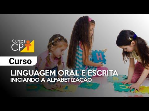 Clique e veja o vídeo Curso Educação Infantil - Linguagem Oral e Escrita