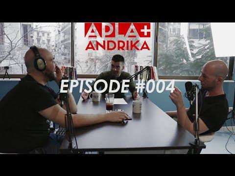 Κώδικες Επικοινωνίας Μεταξύ Φίλων (Bro Code) & Q And A - Apla + Andrika #004