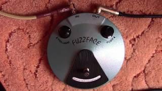 Dunlop Fuzz Face JHF1