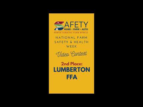 FFA Video Contest 2nd and 3rd Place