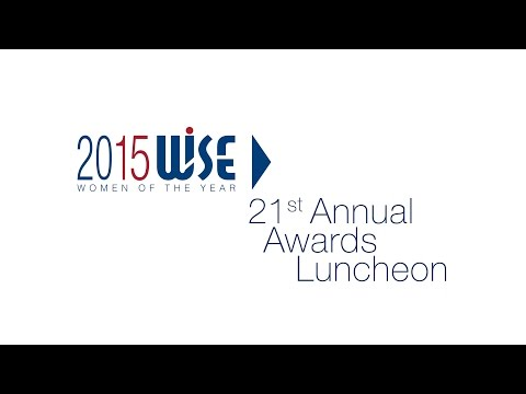 WISE Women of the Year Luncheon 2015