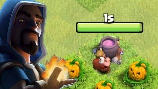 clash of clans halloween | More Than Big