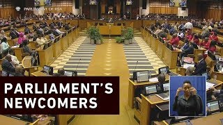 Election results have been announced and parliamentary seats have been allocated. South Africa's sixth Parliament will see a record number of 14 parties represented in the National Assembly, with three parties making their debut. Here's what you should know about the newcomers.