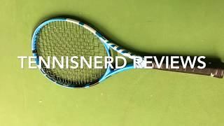 Babolat Pure Drive (2017-2018) Racquet Review