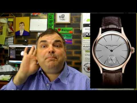SUPER HIGH END HOROLOGY - Laurent Ferrier Luxury Wrist Watches