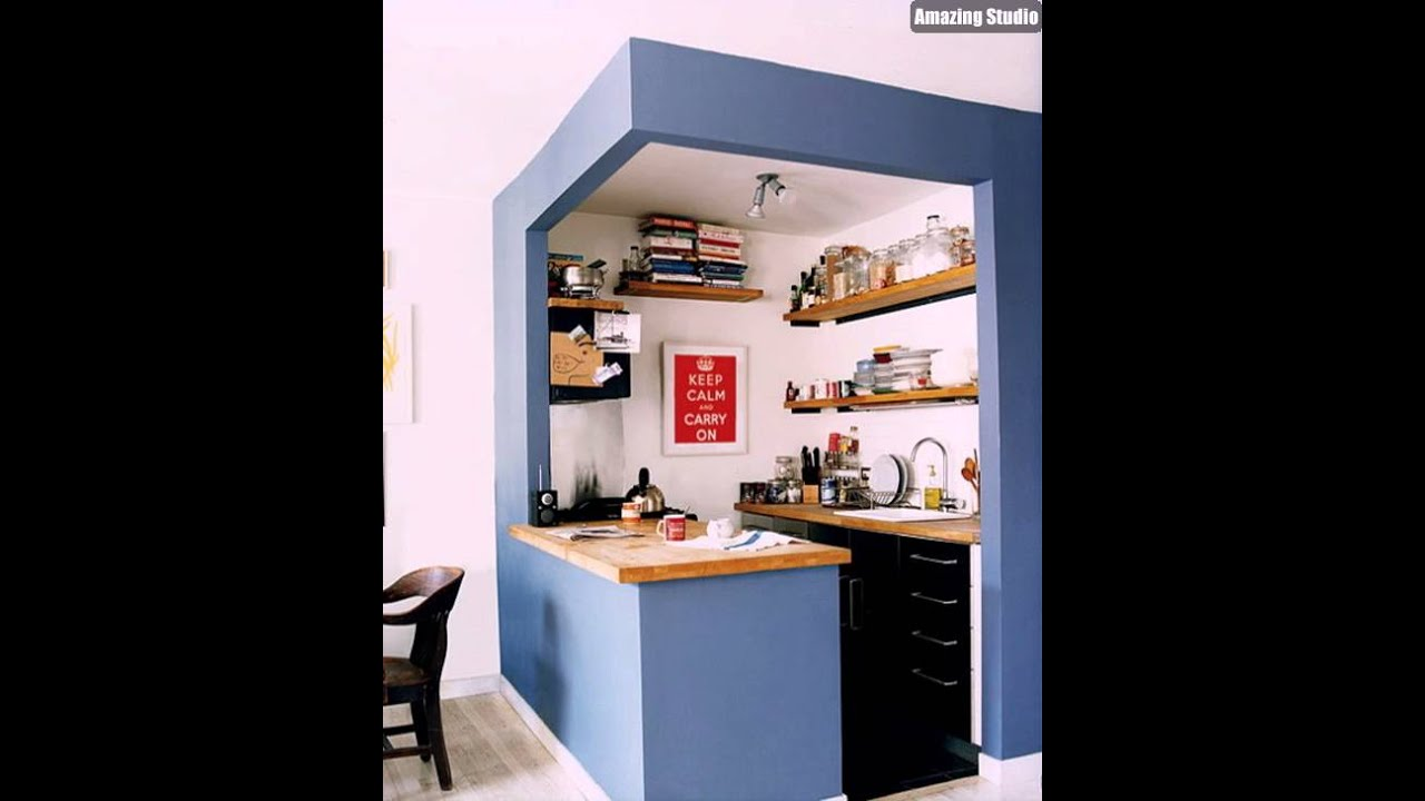 Diy Small Kitchens diy small kitchen ideas - youtube