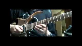 "Soloing on ""PUD WUD"" (Allan Holdsworth)"