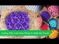 [Vinacraft] Hướng Dẫn Làm  Hoa Hồng Xoắn Từ Giấy Mỹ Thuật