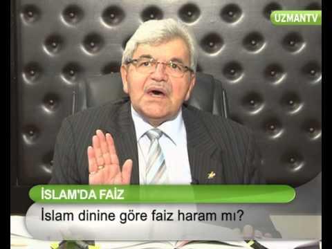 islam dinine göre faiz haram mı?