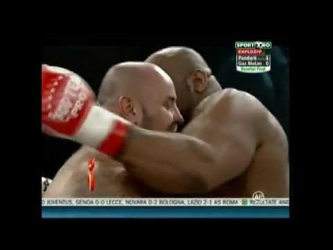 Alexandru Lungu vs Bob Sapp