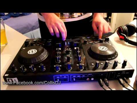 Traktor S2 Electro House Mix 2013 #2 - DJ Collis