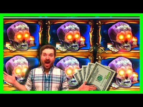 FULL SCREEN ON MAX BET! MASSIVE WIN! Slot Machine Bonuses With SDGuy1234 - 동영상