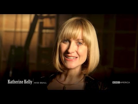 Quickfire Questions with Katherine Kelly | Class | BBC America
