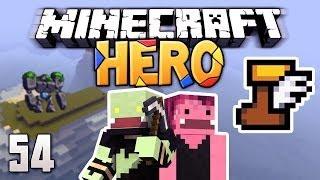Minecraft HERO #54 - WIRBELWIND-SCHUHE + Fetter Schatz im Meer!