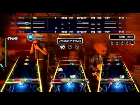 I Miss the Misery by Halestorm - Full Band FC #3126 (RB4)