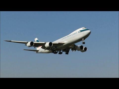 [HD] Plane Spotting @ Hazrat Shahjalal International Airport, Dhaka: Episode-85