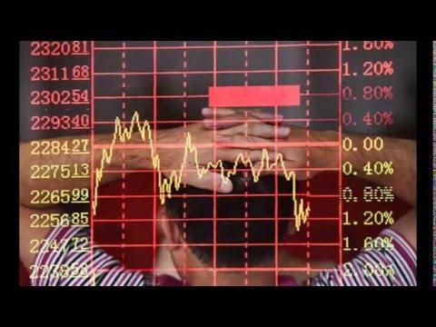 Фондовый рынок США обрушился вслед за Китаем