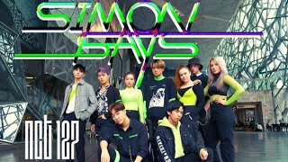 [KPOP IN PUBLIC] NCT 127  - SIMON SAYS dance cover by DSTRXN Australia