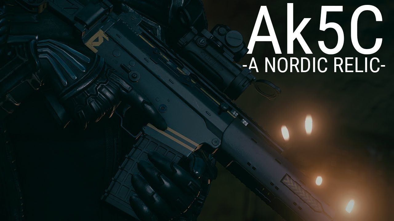 Ak5C - A Nordic Relic at Fallout 4 Nexus - Mods and community