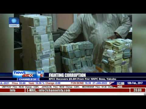 EFCC Recovers $9 8m From Fmr NNPC Boss, Yakubu