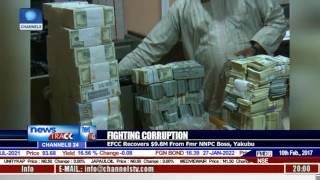 EFCC Recovers $9 8m From Fmr NNPC Boss, Yakubu