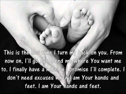 Hands and Feet - Audio Adrenaline (with lyrics)